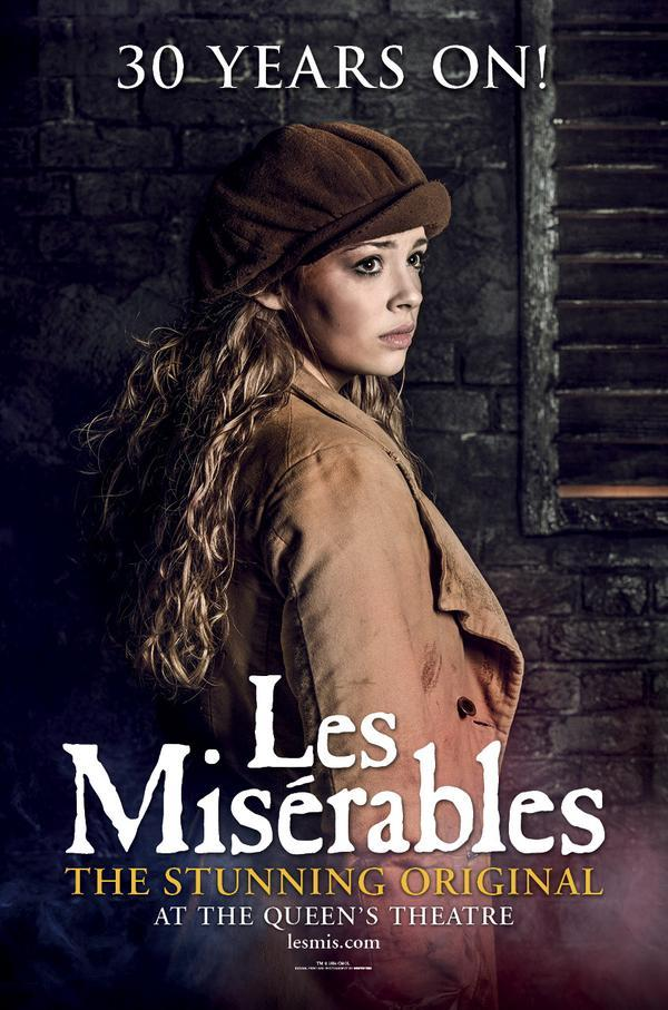 Image result for les mis the eponine carrie hope fletcher