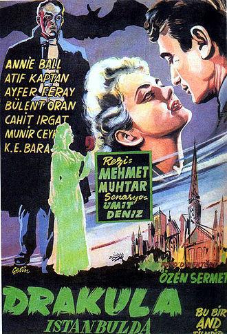Drakula İstanbul'da 1953