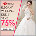 cheap wedding dresses from Tidebuy