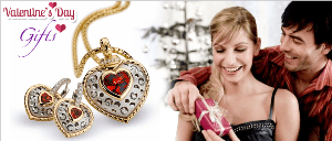 Jewellery shopping - valentine gifts ideas for loving one at www.johareez.com