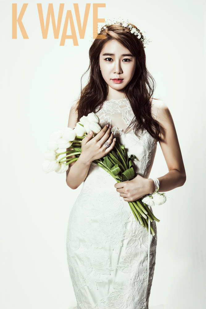 Yoo In Na - K Wave Magazine March Issue '15