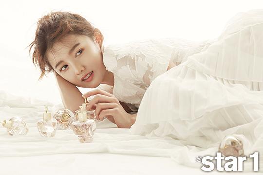 Nam Bo Ra - @Star1 Magazine March Issue '15