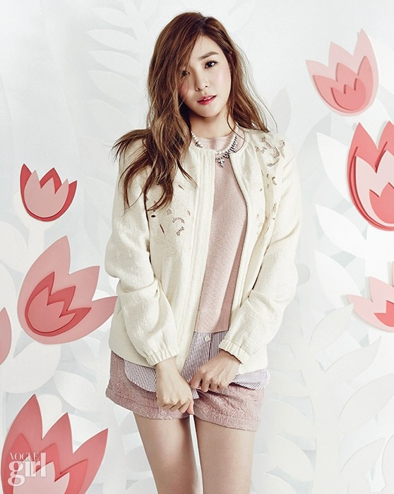 SNSD Tiffany - Vogue Girl Magazine March Issue '15