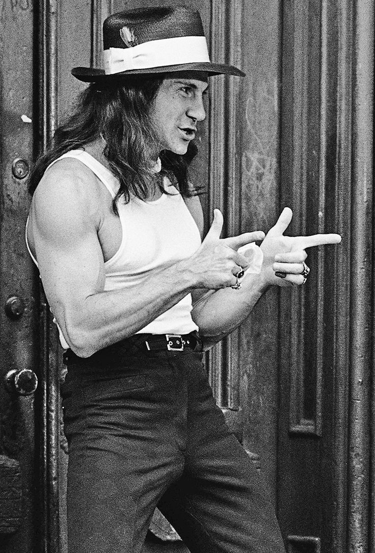 Harvey Keitel in Taxi Driver
