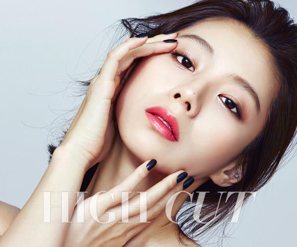 Park Soo Jin - High Cut Magazine Vol.145