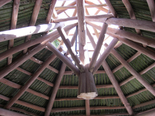There Are Numerous Types Of Material That Can Be Utilized To Make Up A Tiki  Hutu0027s Roof; These Materials Can Be Straw Or Sea Grass To Palm Leaves Or  Coir ...