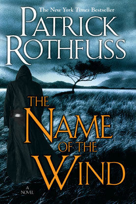 "The Name of the Wind By Patrick RothfussReviewed by Miranda Boyer I met and had a great conversation with Patrick Rothfuss,<br /><br /><br /> before ever knowing who he was. I met him, among many other wonderful authors,<br /><br /><br /> at the writer's conference during ECCC this past year. Later when I was looking<br /><br /><br /> through the books for purchase I recognized his name from meeting him and I<br /><br /><br /> picked up a copy of The Name of the Wind<br /><br /><br /> and read the back. While standing there merely reading the back of this book I<br /><br /><br /> was stopped not once, but three times. Each person who approached me felt the<br /><br /><br /> strong need to tell me about his or her individual love for this very book. The<br /><br /><br /> last person told me that not only was this his second favorite book of all<br /><br /><br /> time, but that his first was Ready Player<br /><br /><br /> One, which as you know, if you've read my review, is also my favorite book.<br /><br /><br /> There was no question now… I had to buy it. This is the sort of novel that fantasy readers search their<br /><br /><br /> whole lives to find, and the kind of book that a novelist (such as myself) can<br /><br /><br /> only hope of attaining a fraction of its beauty.  This book is eloquently written, with deeply<br /><br /><br /> complex characters. There are careful revelations and amazing pot twists. In my<br /><br /><br /> opinion one of the best parts is emerging into the world slowly without feeling<br /><br /><br /> overwhelmed when being introduced to its nuances. No, instead, every thing I<br /><br /><br /> learned made me fall in love a little more. Step into a world where magic, mystery, adventure, and most<br /><br /><br /> of all a great story lives. This is the story of Kvothe. He is Kvothe the<br /><br /><br /> bloodless, The Flame, The Thunder, The Broken Tree, E'lir, and one of the Edema<br /><br /><br /> Ruh. He is Kvothe the Arcane, and Kvothe Kingkiller. Kvothe, our protagonist, is seemingly hiding as an<br /><br /><br /> innkeeper. But when he rescues a bard, he ends up sharing his life's story with<br /><br /><br /> the chronicler. 9/10ths of this book is the back story of a nearly-mythical<br /><br /><br /> wizard, mixed with the increasingly dark present back at the inn. The best part about this book is that Kvothe is, in so many<br /><br /><br /> ways, a very relatable character. The conflict isn't built up on small<br /><br /><br /> disagreements that could have been easily solved if one person would have just<br /><br /><br /> cleared up some misunderstanding. Those types of situations would have me<br /><br /><br /> shaking my head and this was not the case during The Name of the Wind. The love story is something we can all relate<br /><br /><br /> too, probably in our teen years. A friend who we have stronger feelings for but<br /><br /><br /> never had the courage to say anything for fear of ruining the relationship. And<br /><br /><br /> most of all, Kvothe is afraid of failure and making mistakes. His problems<br /><br /><br /> often stem from a lack of action rather then a stupidity or brashness. I don't<br /><br /><br /> know any man who isn't afraid of failure on some level. The magic in this novel is thoroughly rooted in the world in<br /><br /><br /> which Rothfuss has created. Nothing seems contrived and the consistency of it<br /><br /><br /> is flawless. When the protagonist does something youthful and dumb, the<br /><br /><br /> authenticity rings true, just as it does when he does something clever. Each<br /><br /><br /> character is realized. Because of this, the magic is true to its own world. I devoured this book, and felt as though I've been on a long<br /><br /><br /> journey in another land. The second in this three (and a half) book series, The Wise Man's Fears will be on my<br /><br /><br /> reading list in due time. ""Words are pale shadows of forgotten names. As names have<br /><br /><br /> power, words have power. Words can light fires in the minds of men. Words can<br /><br /><br /> wring tears from the hardest hearts"" – Patrick Rothfuss The Name of the Wind"