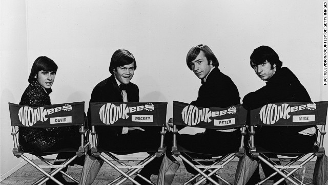 the monkees boybands