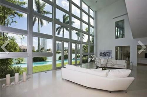 Lil Wayne's $11.6 million 15,101 sq. foot Miami seashore