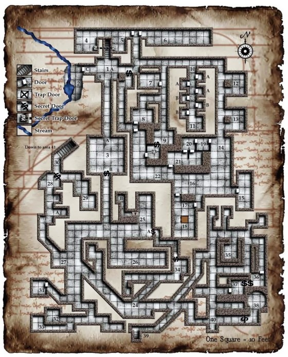 Ruins of Rauvinwatch Keep