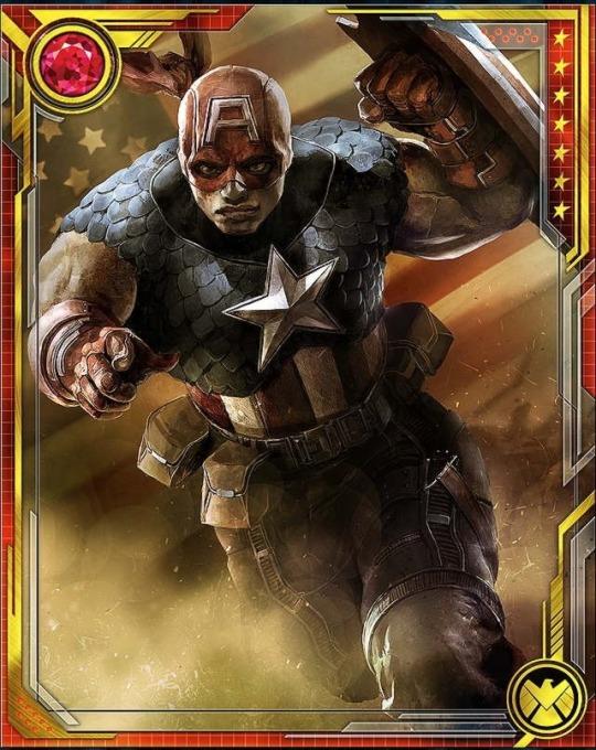 isaiah bradley, captain america, theblerdgurl