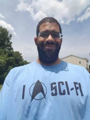 I love Sci-Fi teeshirt