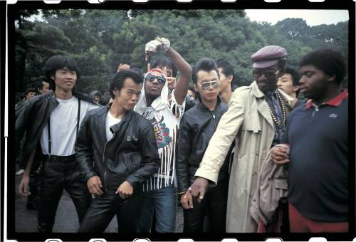 Exporting 'Wild Style': Fab 5 Freddy remembers when Bronx hip-hop invaded Tokyo | The Japan Times