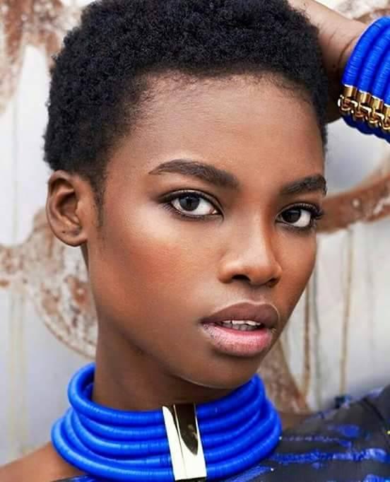 Model…An Angolan QueenIG:iammariaborges www Photo credit: Ken Gray #naturalhairmag