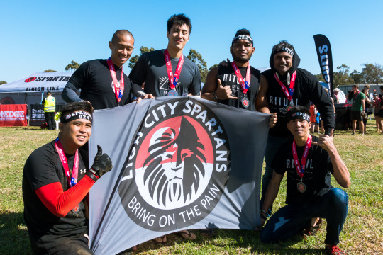Lion City Spartans