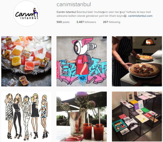 Joseph Donyo of Canimistanbul.com on Instagram