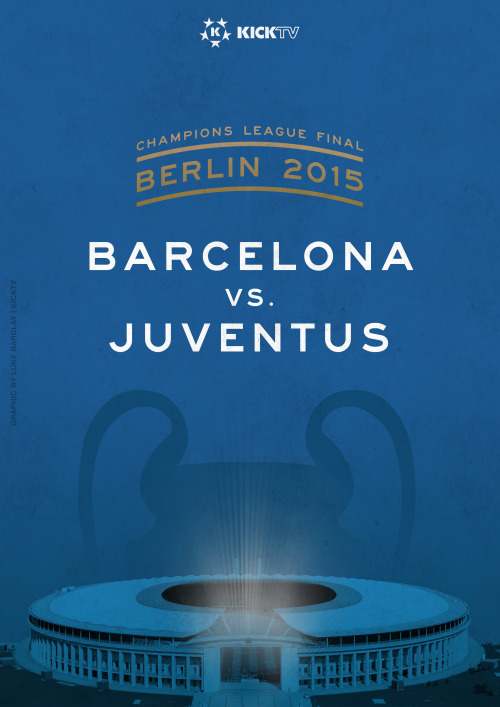 Juventus is through! A Barcelona v Juve Champions League Final it is!