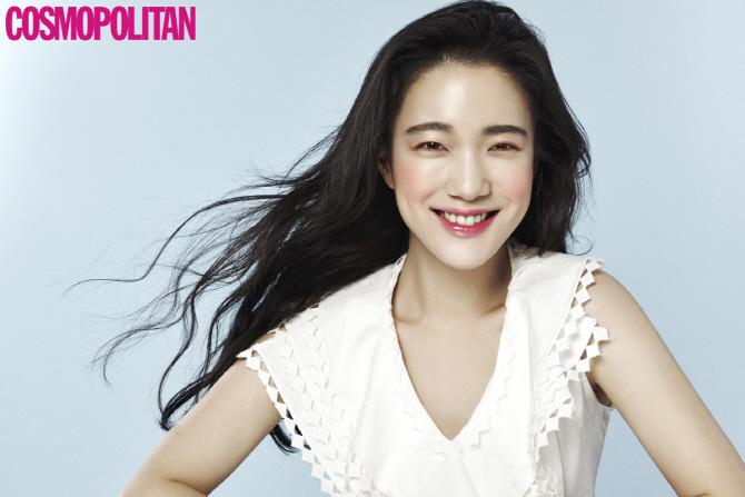 Son Soo Hyun - Cosmopolitan Magazine March Issue '15