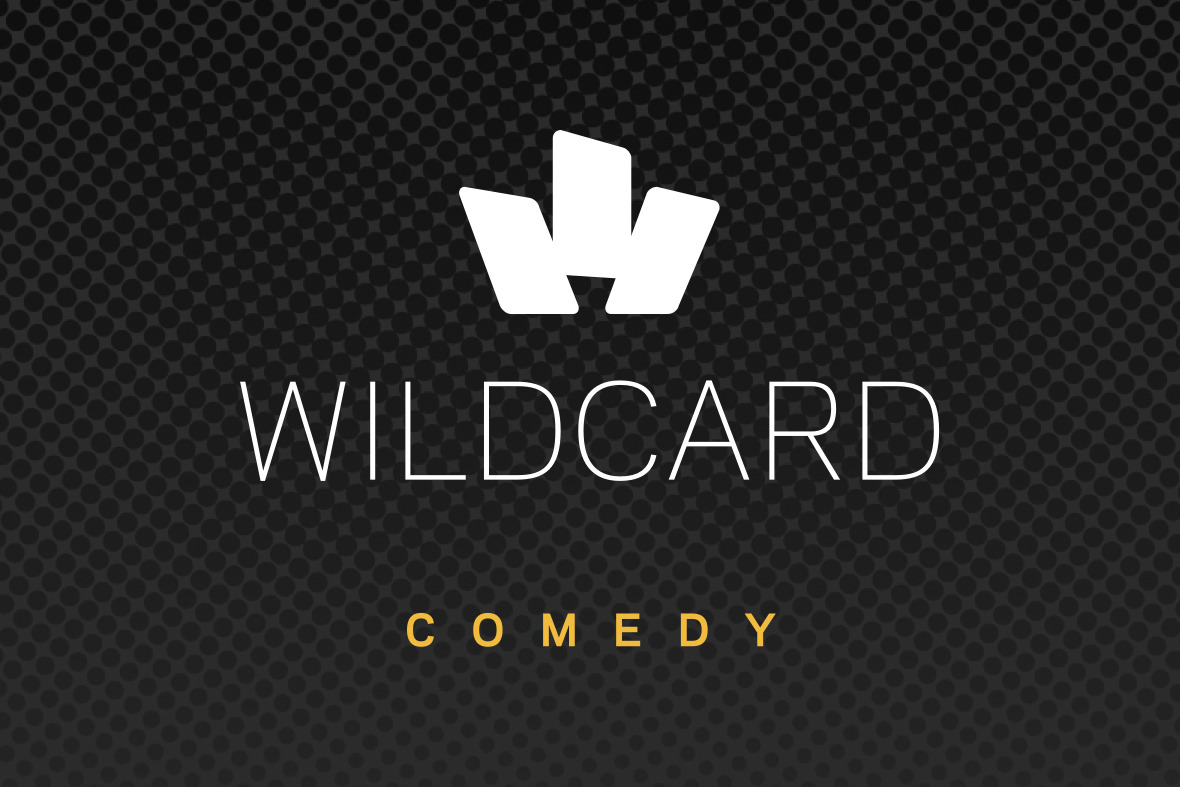 Wildcard Comedy Logo