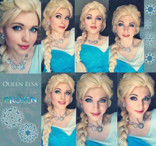 Cosplay : La reine des neige - Histoire de famille