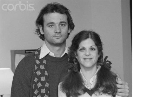 "oldloves:Bill Murray on Gilda Radner:<br /> ""Gilda got married and went away. None of us saw her anymore. There was one good thing: Laraine had a party one night, a great party at her house. And I ended up being the disk jockey. She just had forty-fives, and not that many, so you really had to work the music end of it. There was a collection of like the funniest people in the world at this party. Somehow Sam Kinison sticks in my brain. The whole Monty Python group was there, most of us from the show, a lot of other funny people, and Gilda. Gilda showed up and she'd already had cancer and gone into remission and then had it again, I guess. Anyway she was slim. We hadn't seen her in a long time. And she started doing, ""I've got to go,"" and she was just going to leave, and I was like, ""Going to leave?"" It felt like she was going to really leave forever.So we started carrying her around, in a way that we could only do with her. We carried her up and down the stairs, around the house, repeatedly, for a long time, until I was exhausted. Then Danny did it for a while. Then I did it again. We just kept carrying her; we did it in teams. We kept carrying her around, but like upside down, every which way—over your shoulder and under your arm, carrying her like luggage. And that went on for more than an hour—maybe an hour and a half—just carrying her around and saying, ""She's leaving! This could be it! Now come on, this could be the last time we see her. Gilda's leaving, and remember that she was very sick—hello?""We worked all aspects of it, but it started with just, ""She's leaving, I don't know if you've said good-bye to her."" And we said good-bye to the same people ten, twenty times, you know. And because these people were really funny, every person we'd drag her up to would just do like five minutes on her, with Gilda upside down in this sort of tortured position, which she absolutely loved. She was laughing so hard we could have lost her right then and there.It was just one of the best parties I've ever been to in my life. I'll always remember it. It was the last time I saw her.""<br /> - from Live from New York: an Uncensored History of Saturday Night Live</p> <p>So much love for this story, Gilda and Bill Murray for telling it. xo Maya"