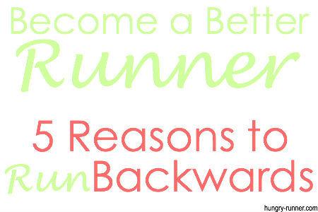 running run backwards