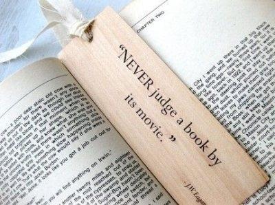 Table Talk: Book v.s. Movie v.s Book