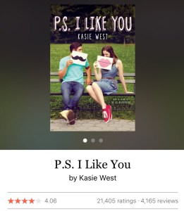 Rereading: P. S. I Like You