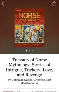 Reading: Treasury of Morse Mythology