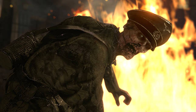 Trailer Online For Call Of Duty Wwii Nazi Zombies The Darkest Shore 411mania