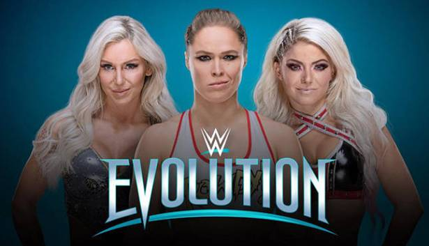 Image result for wwe evolution