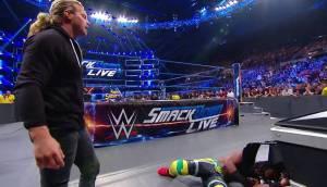 Dolph Ziggler Returns on Smackdown, Attacks Kofi Kingston (Pics, Video) | 411MANIA
