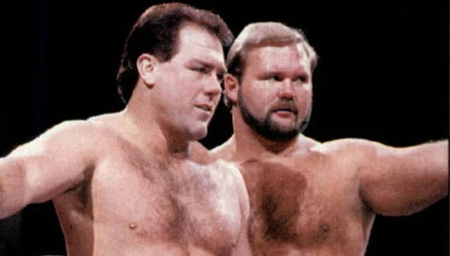 Arn Anderson and Tully Blanchard On Not Getting a Gimmick in WWE, Who Came Up With 'Brain Busters,' WWE Removing Four Horsemen Signs At the Time | 411MANIA