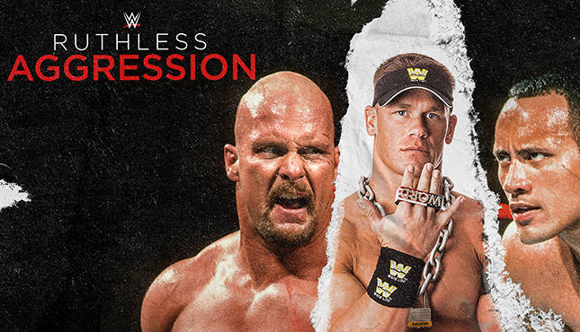 WWE Ruthless Aggression 2 645x370 - WWE: Watch Ruthless Aggression Season 2 Episode 3 2/16/20