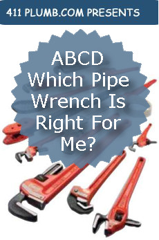 ABCD Which Pipe Wrench Is Right For Me?