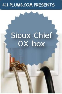 Sioux Chief OX Box Outlet Box Review
