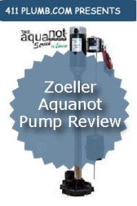 Zoeller Aquanot I & II Battery Backup Sump Pump Review
