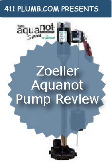 Zoeller Aquanot Pump Review