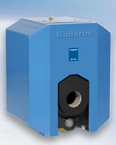Buderus G115WS Oil Fired Boiler Review