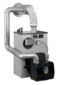 Peerless WV-DV Oil Boiler