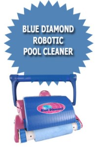 Blue Diamond Robotic Pool Cleaner Review