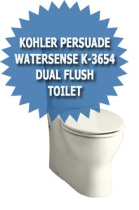 Kohler Persuade K-3654 Toilet Review