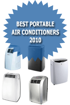 Best Portable Air Conditioners 2010