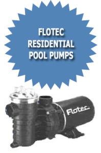Flotec Residential Pool Pumps