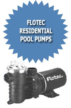 Flotec Residential Pool Pumps