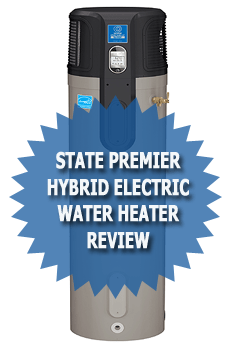State Premier Hybrid Electric Water Heater Review