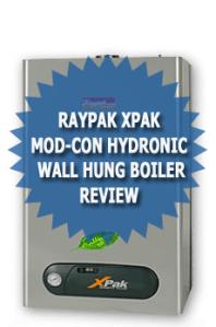Raypak XPak Mod-Con Hydronic Wall Hung Boiler Review