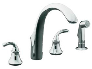 Kohler Forte Faucet Troubleshooting Repair Guide