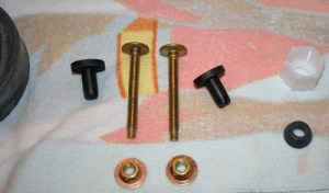American Standard Champion Upgrade Toilet Tank Hardware