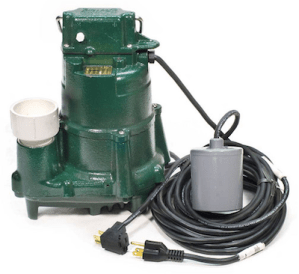 Pump and Float Switch